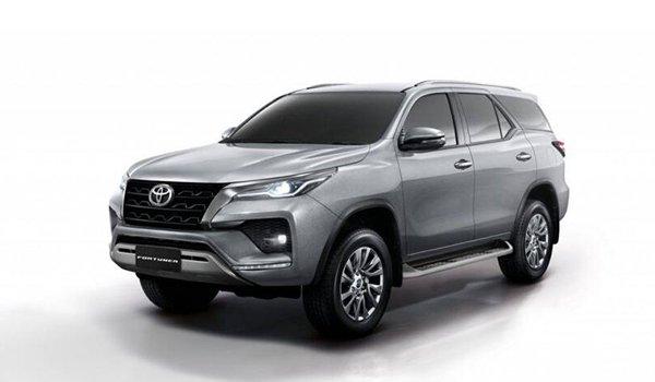 Toyota Fortuner 2.8 Sigma 4 2021 Price in Macedonia
