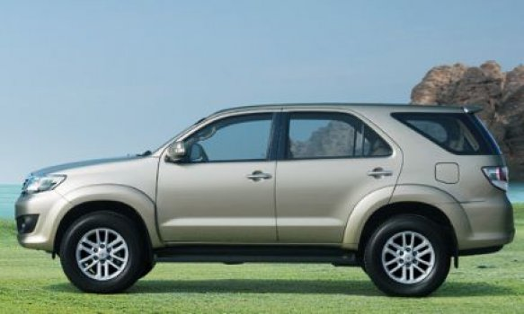 Toyota Fortuner 4.0L GXR Price in Indonesia