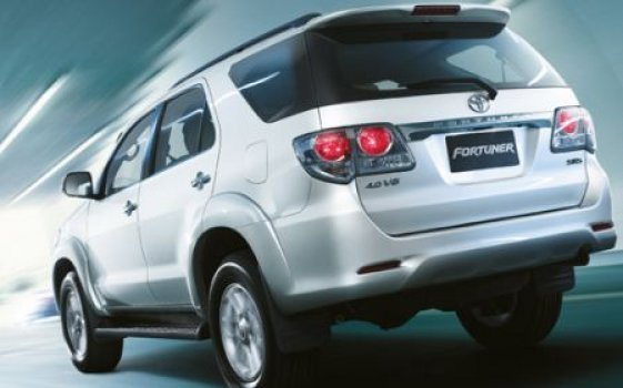 Toyota Fortuner 4.0 L GXR   Price in Indonesia