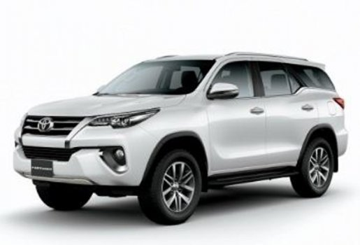 Toyota Fortuner EXR Price in Malaysia