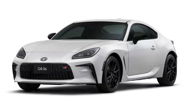 Toyota GR 86 2022 Price in Japan