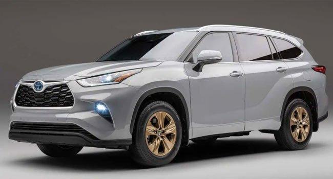 Toyota Highlander Bronze Edition 2022 Price in Ethiopia