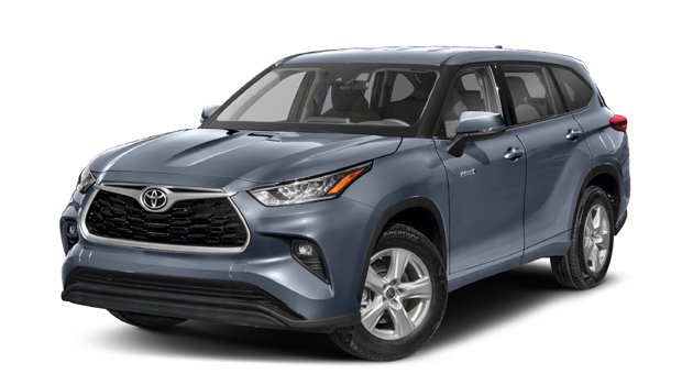 Toyota Highlander Hybrid LE 2021 Price in South Korea