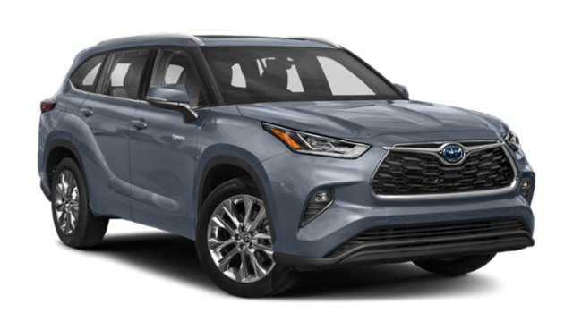 Toyota Highlander Hybrid Limited 2021 Price in USA