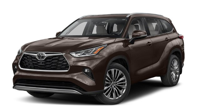 Toyota Highlander Hybrid Platinum 2021 Price in Indonesia