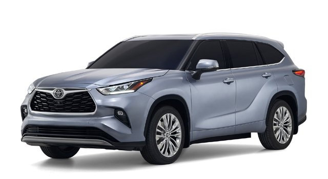 Toyota Highlander L 2022 Price in Australia