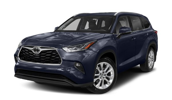 Toyota Highlander Limited 2021 Price in Russia