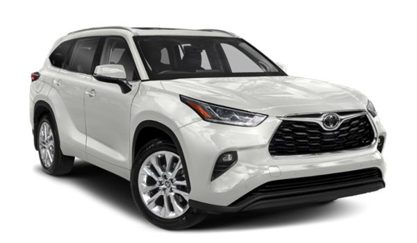 Toyota Highlander Limited AWD 2021 Price in Singapore