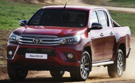 Toyota Hilux DL Price in Russia