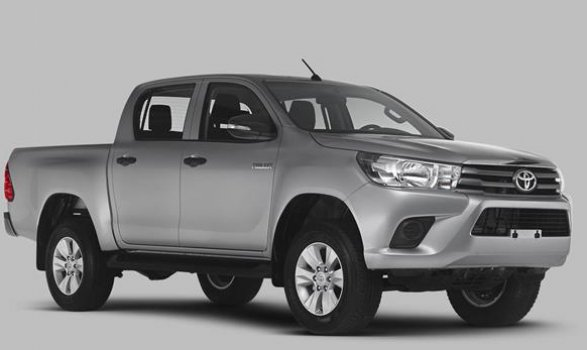 Toyota Hilux DLS Price in Oman