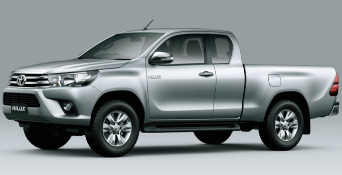 Toyota Hilux GL Price in Oman