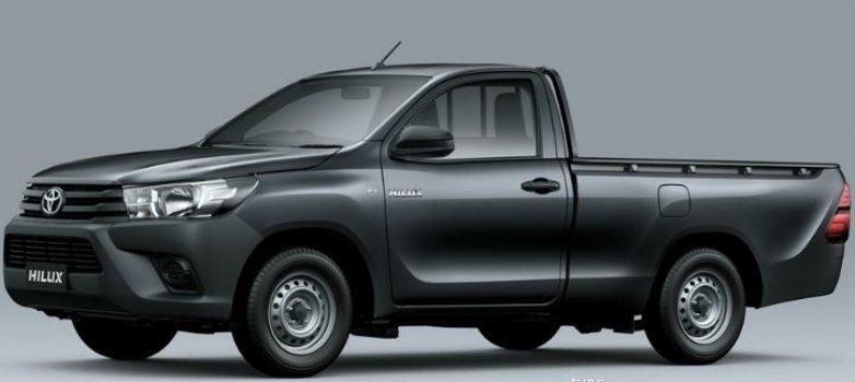 Toyota Hilux GLX Price in Russia