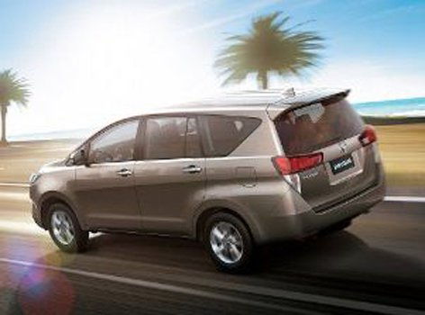 Toyota Innova SE Plus Price in United Kingdom