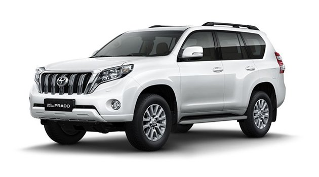 Toyota Land Cruiser Prado 2.7L GXR  Price in France