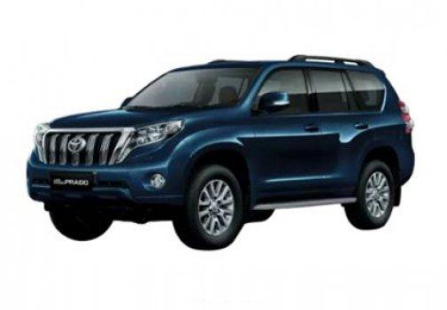 Toyota Land Cruiser Prado 4.0L EXR  Price in Nepal