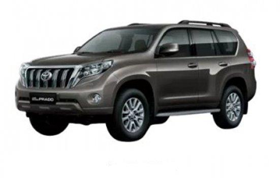 Toyota Land Cruiser Prado 4.0L VXR  Price in New Zealand