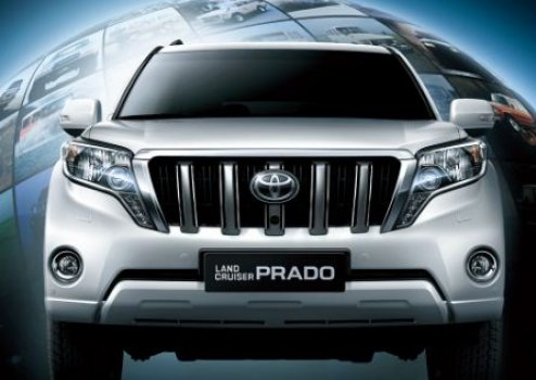 Toyota Land Cruiser 4.0L VXR Price in China