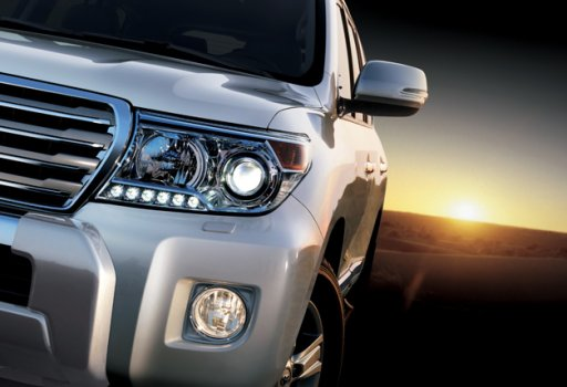 Toyota Land Cruiser 4.6L EXR Price in Europe