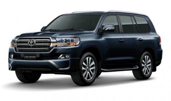 Toyota Land Cruiser 4.6L EXR Price in Vietnam