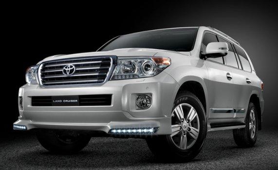Toyota Land Cruiser 5.7L VXR Premium Edition Price in South Africa