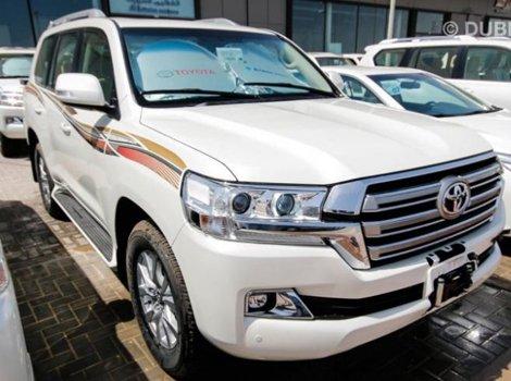 Toyota Land Cruiser EX.R V8 5.7 SPR UP Price in Singapore