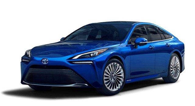 Toyota Mirai Limited 2022 Price in Saudi Arabia