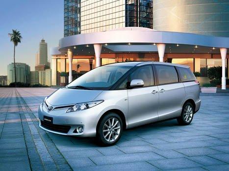 Toyota Previa SE Price in Singapore