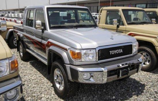 Toyota Pickup GXR  Price in Malaysia