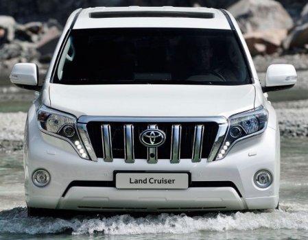 Toyota Prado 2.7L 5DR VXR Price in Afghanistan