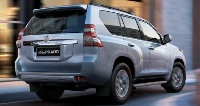 Toyota Prado 2.7L EXR Price in France