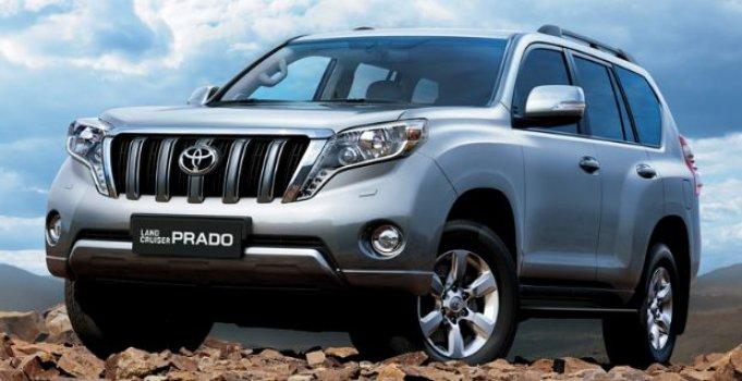 Toyota Prado 2.7L GXR  Price in Indonesia