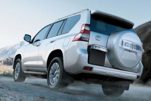 Toyota Prado 4.0L 5DR GXR Price in Singapore