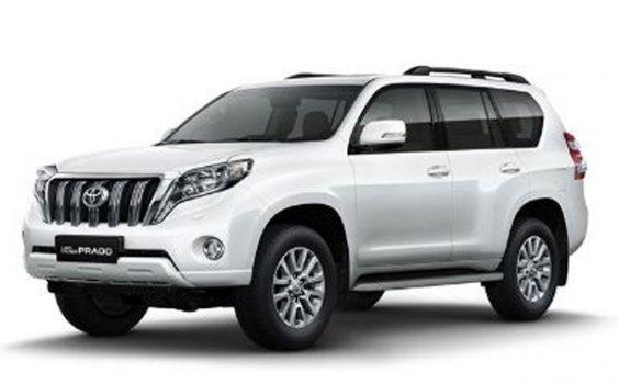 Toyota Prado 4.0L EXR  Price in Singapore