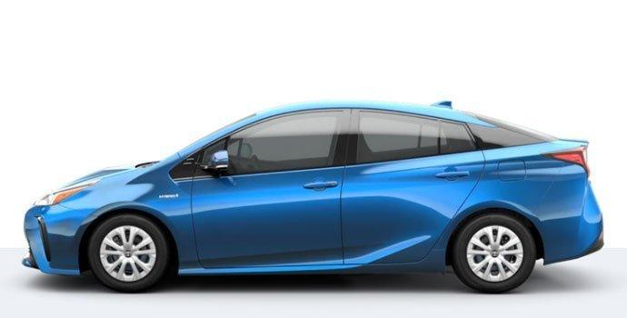 Toyota Prius LE 2022 Price in Japan