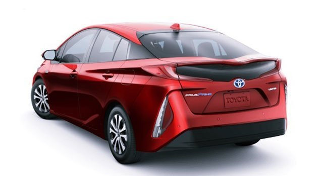 Toyota Prius Prime Limited 2022 Price in Indonesia