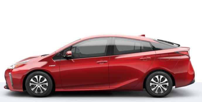 Toyota Prius XLE AWD-e 2022 Price in Kenya