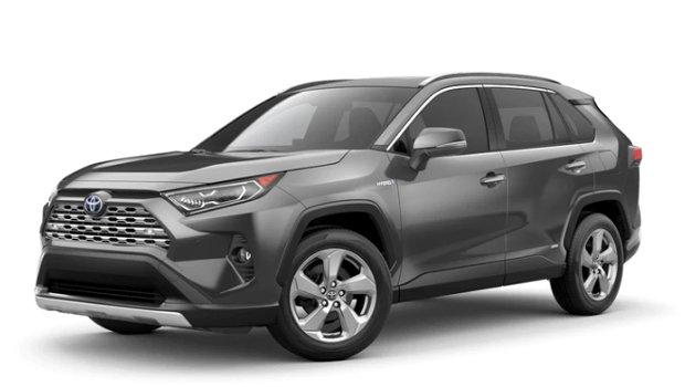 Toyota RAV4 Hybrid LE 2021 Price in Japan