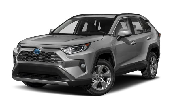 Toyota RAV4 Hybrid Limited 2021 Price in Kuwait