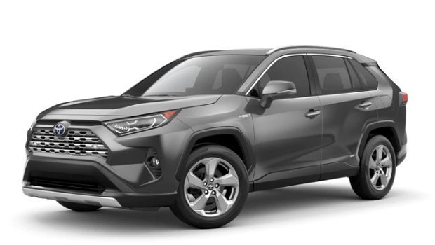 Toyota RAV4 Hybrid XLE 2022 Price in Russia