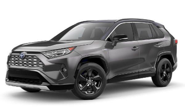 Toyota RAV4 Hybrid XSE 2022 Price in Japan