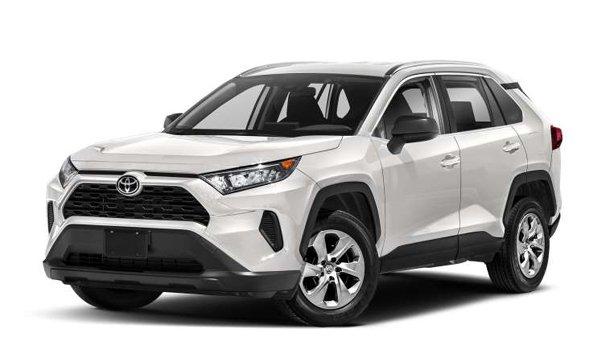 Toyota RAV4 LE AWD 2021 Price in Singapore