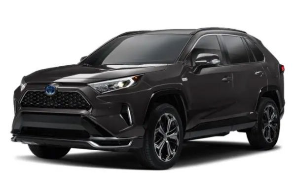 Toyota RAV4 SE Plug-In Hybrid 2021 Price in Spain