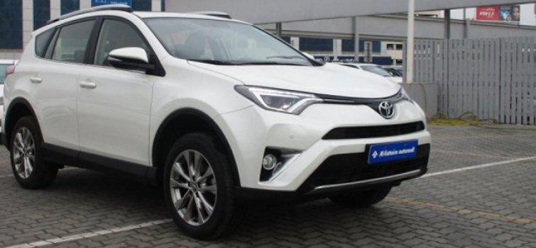 Toyota RAV 4 VXR  Price in Turkey