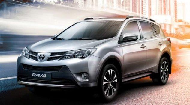 Toyota RAV 4 EXR Price in India