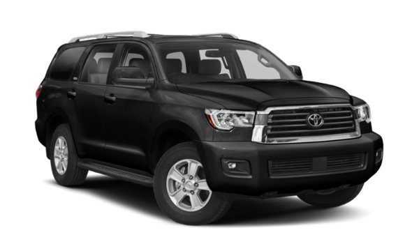 Toyota Sequoia Limited 2021 Price in Macedonia