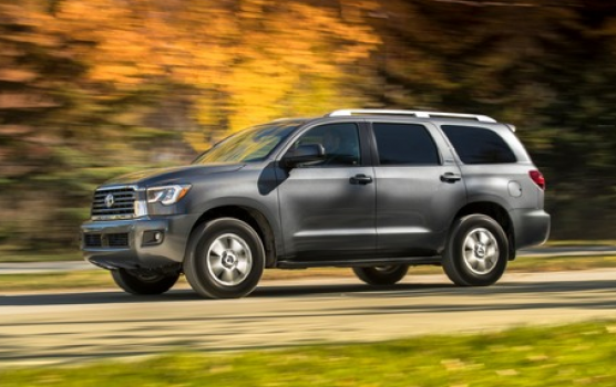 Toyota Sequoia Limited V8 5.7L 2019 Price in Singapore