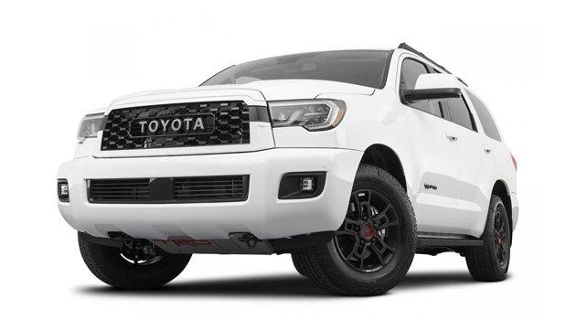 Toyota Sequoia Platinum 2021 Price in Singapore