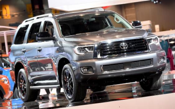 Toyota Sequoia Platinum V8 5.7L 2018 Price in South Africa