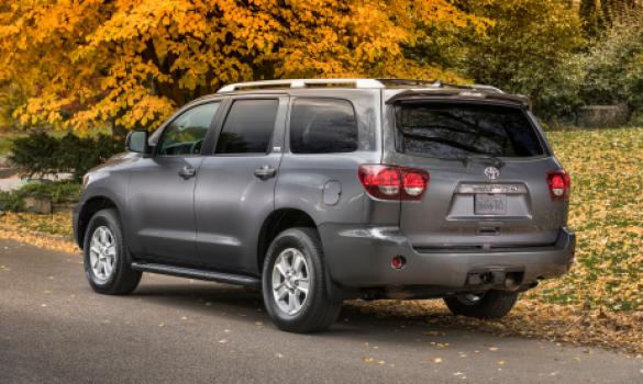 Toyota Sequoia Platinum V8 5.7L 2019 Price in Kenya