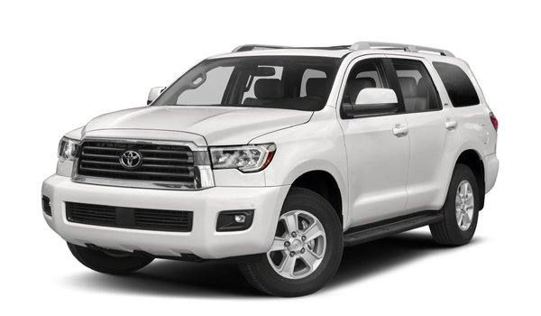 Toyota Sequoia SR5 2021 Price in Sri Lanka